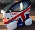 s300 Driverless Car