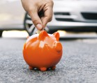 Car on Road Moneybox