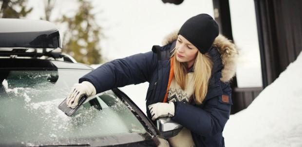 Snow Scraper