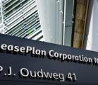 LeasePlan Corporation signage