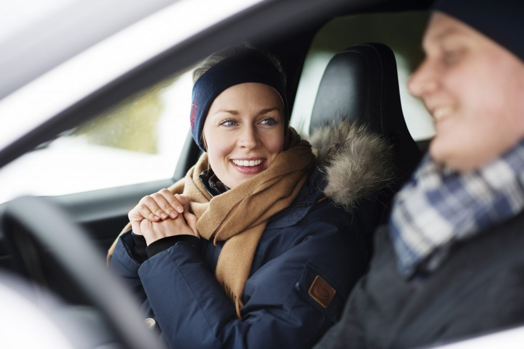 valentine's survey reveals driver habits