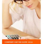 woman reading leaseplan company car tax guide