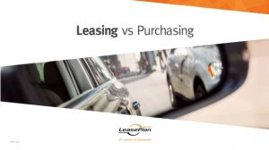 leasing versus purchasing