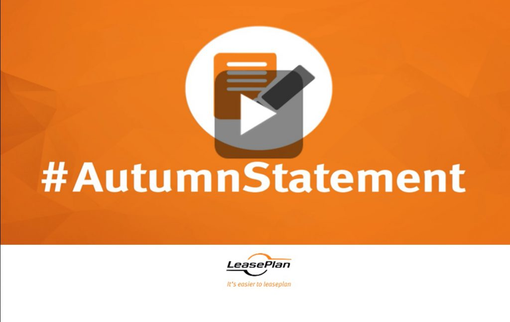 Autumn Statement Video