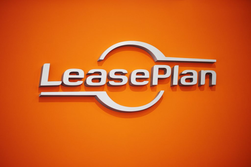 LeasePlan UK logo