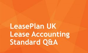lease accounting standard Leaseplan