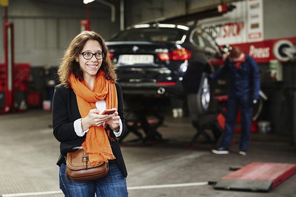 Leaseplan driver app