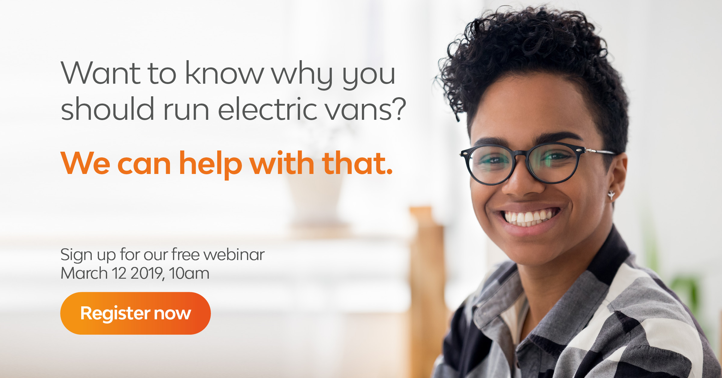 Electric light commercial eLCV vehicle webinar