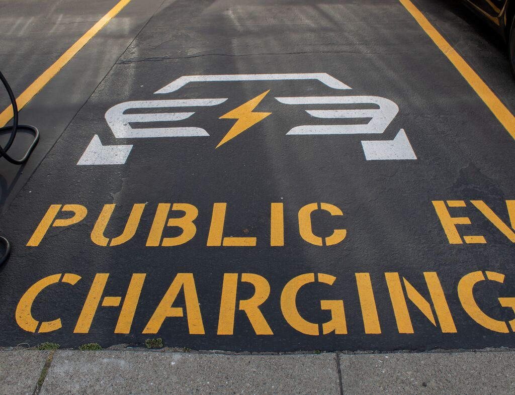 EV Public Charging