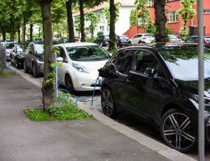 On street charging