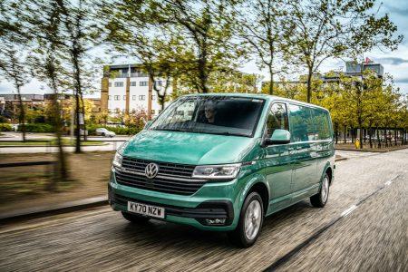Volkswagen ABT e-Transporter