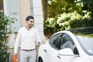electric vehicles from LeasePlan